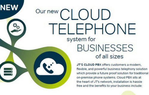 JT's Superior Network Makes Way For Innovative Cloud Serivces