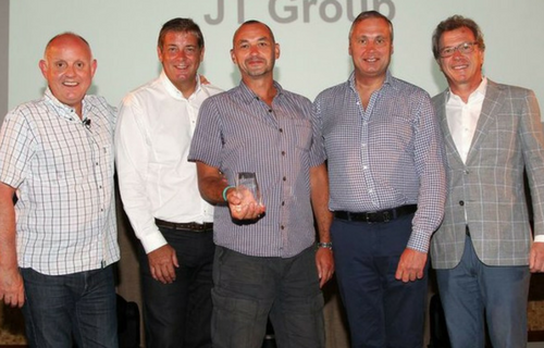 JT wins major Cisco award for being top partner of global technology leader