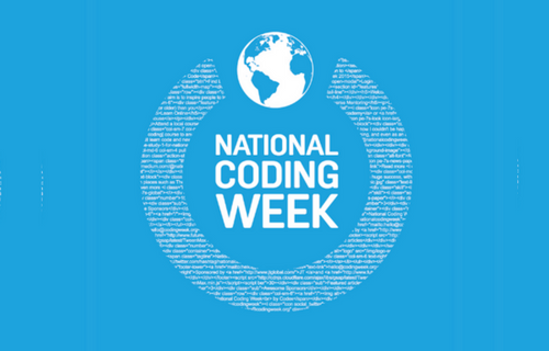 National Coding Week Awards – Winners