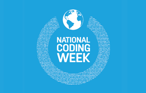 Over 7,500 people take part in National Coding Week 2017