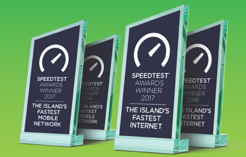JT wins independent award for having fastest mobile network in the Channel Islands