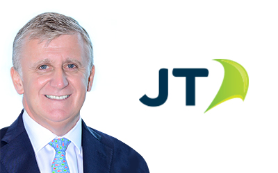 Highly respected financial services executive joins JT Group Board