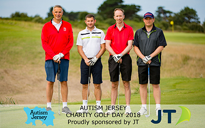 Autism Jersey's residential and community-based centre moves a step closer thanks to record-breaking Golf Day