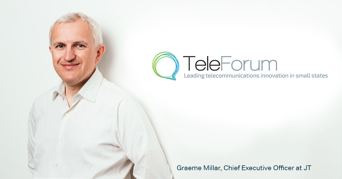 Teleforum chooses Jersey's Graeme Millar to chair the global organisation for the next two years