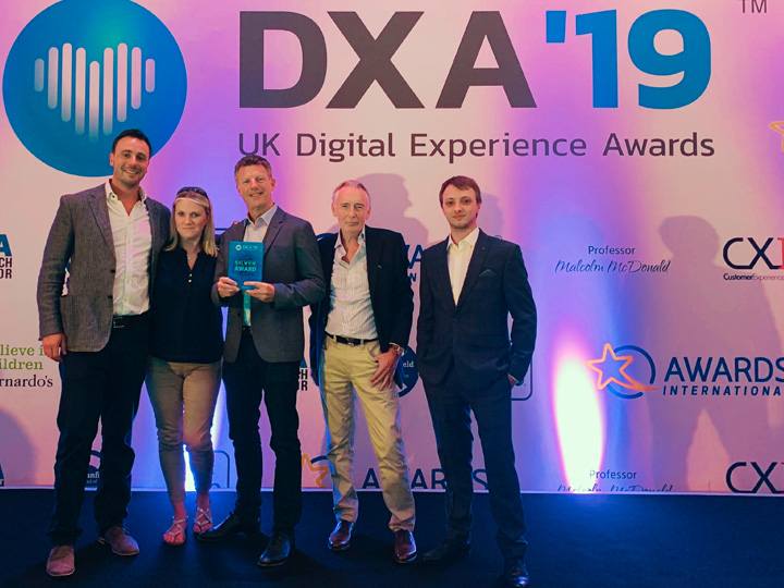 Silver success for innovative local App